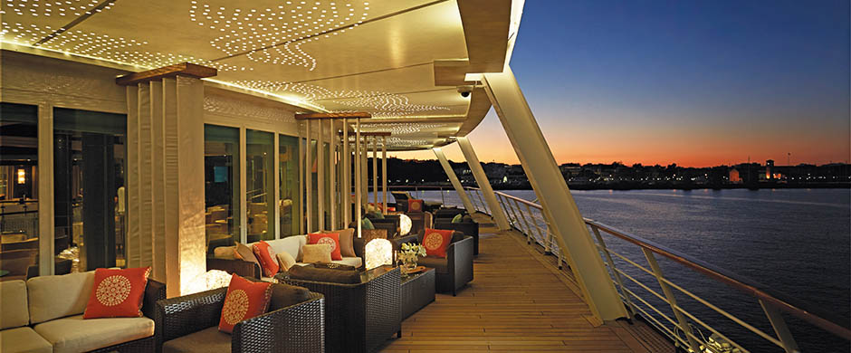 Horizon Lounge Deck