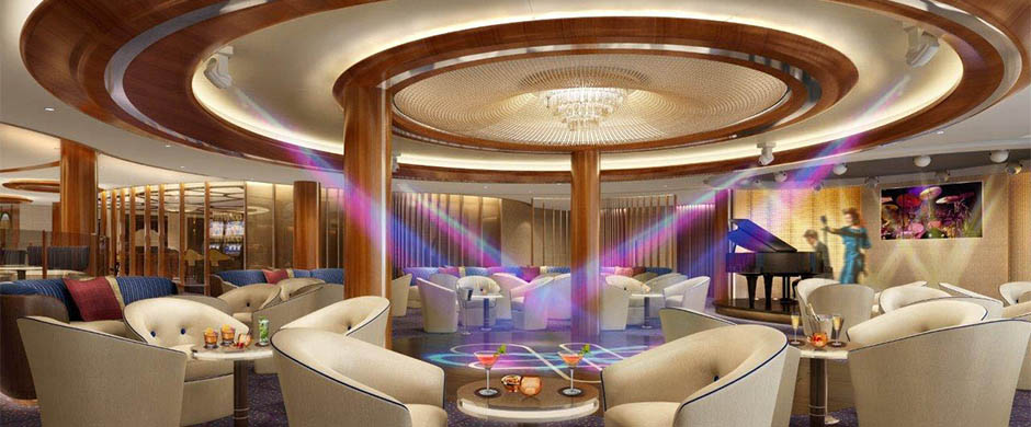 Club Lounge Dance Floor