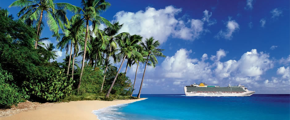 Oriana in the Caribbean