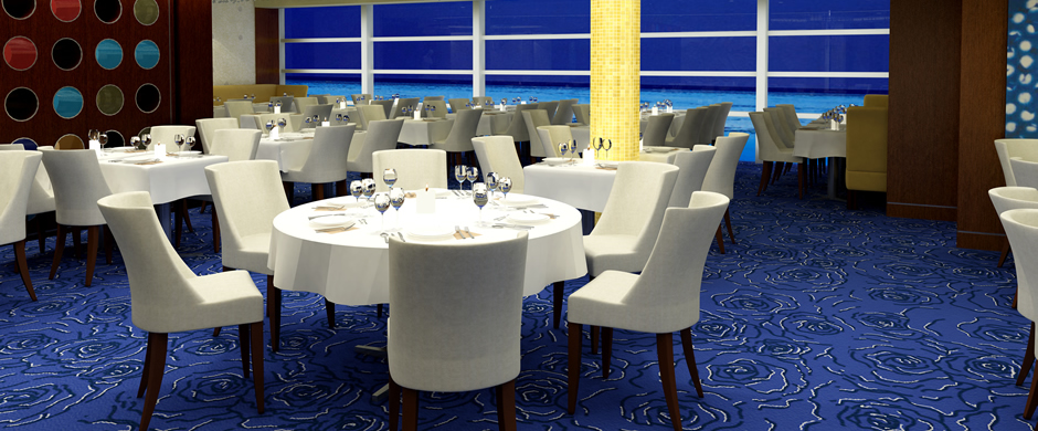 Celebrity Solstice Speciality Restaurant