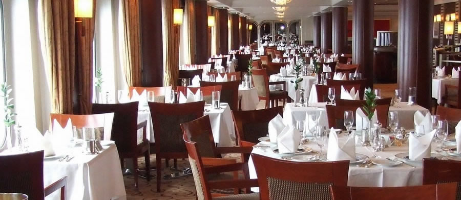 Crystal Symphony Dining Room