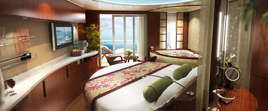 NCL Norwegian Epic Spa Suite