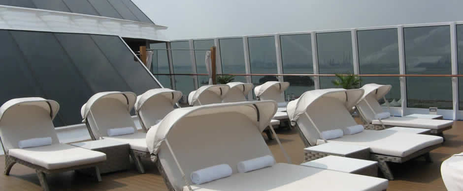 Marina Deck Furniture