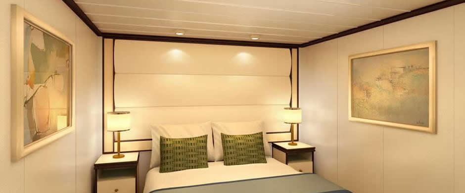Royal Princess Interior Stateroom