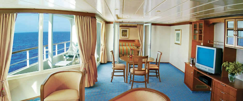 Regent Mariner Owners Suite