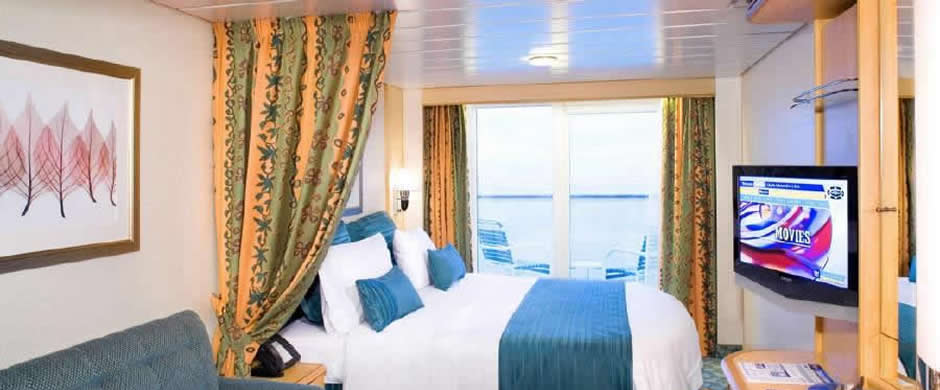 Royal Caribbean Freedom of the Seas Balcony Stateroom