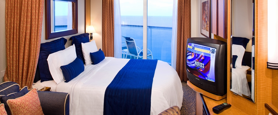 Royal Caribbean Jewel of the Seas Balcony Stateroom