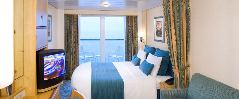 Royal Caribbean Navigator of the Seas Balcony Stateroom