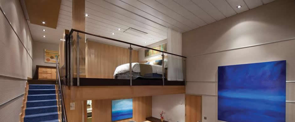Royal Caribbean Oasis of the Seas Sky loft Suite