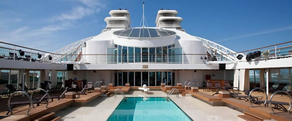 Seabourn Odyssey Swimming Pool