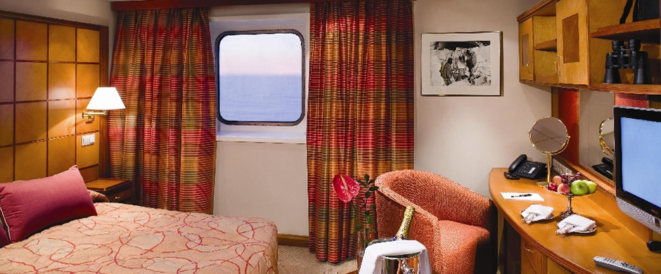 Silverseae Expedition Stateroom
