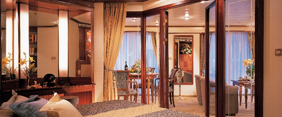 Silver Whisper Silver Suite