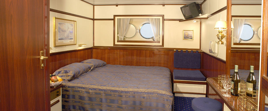 Star Clipper Standard Cabin