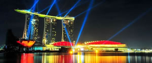 Singapore Luxury Holidays