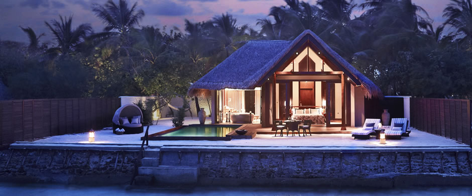 Taj Exotica Resort & Spa, Maldives - Atlantis Travel