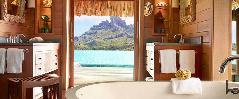 Four Seasons Bora Bora, South Pacific - Atlantis Travel