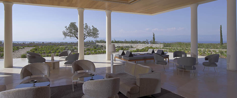 Amanzoe, Porto Heli - Atlantis Travel
