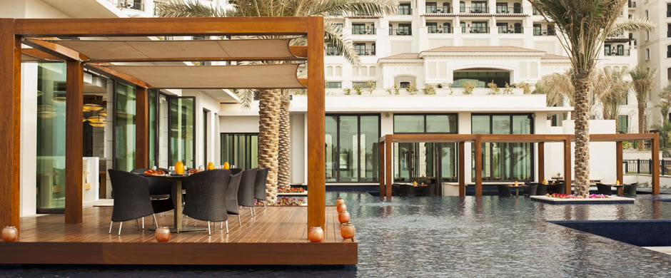 The St. Regis Saadiyat Island Resort, Abu Dhabi - Atlantis Travel