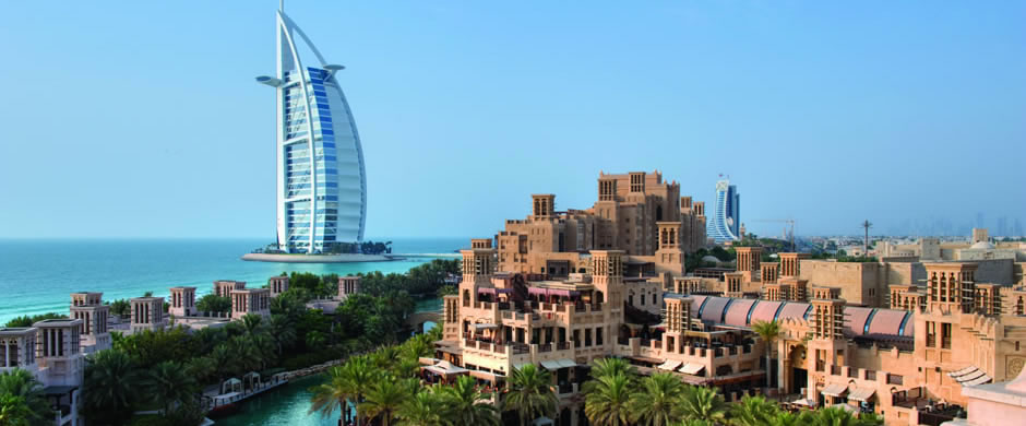 Madinat Jumeirah, Dubai - Atlantis Travel
