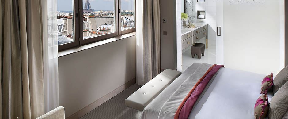 Mandarin Oriental, Paris - Atlantis Travel