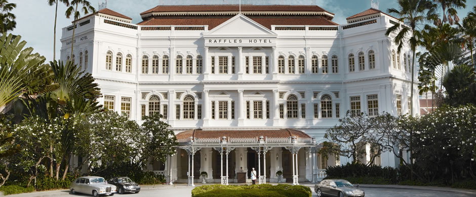 Raffles Hotel, Singapore - Atlantis Travel