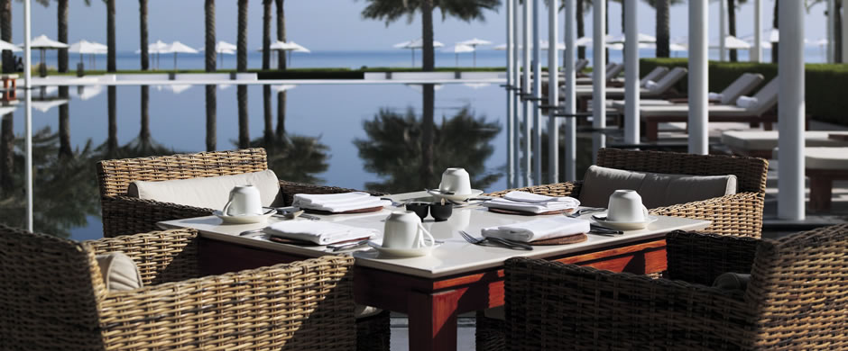 The Chedi Muscat, Muscat, Oman - Atlantis Travel