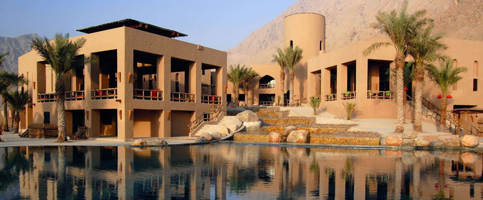 Six Senses Zighy Bay, Zighy Bay, Oman - Atlantis Travel