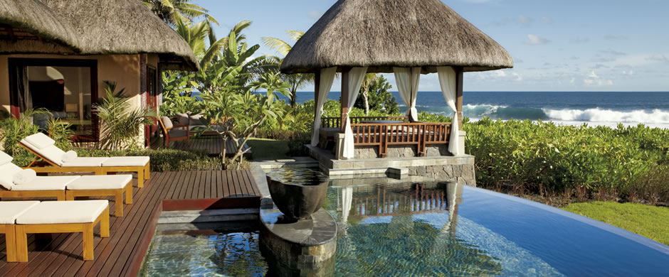 Shanti Maurice - A Nira Resort, Mauritus - Atlantis Travel