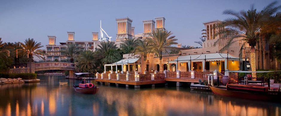 Dar Al Masyaf at Madinat Jumeirah, Dubai - Atlantis Travel