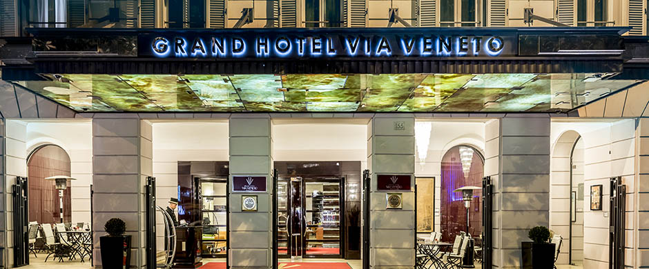 Grand Hotel Via Veneto, Rome - Atlantis Travel