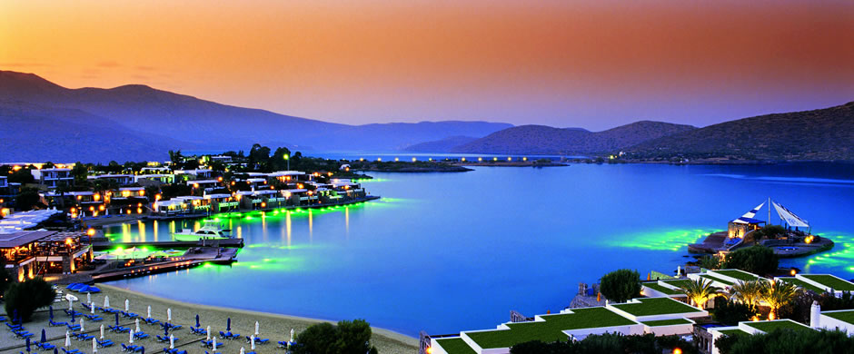 Elounda Beach, Crete - Atlantis Travel