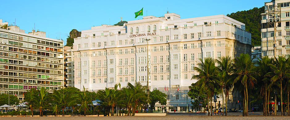 Belmond Copacabana Palace, Brazil - Atlantis Travel