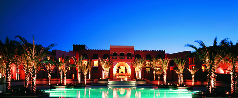 Shangri-La Al Husn Resort & Spa, Oman - Atlantis Travel