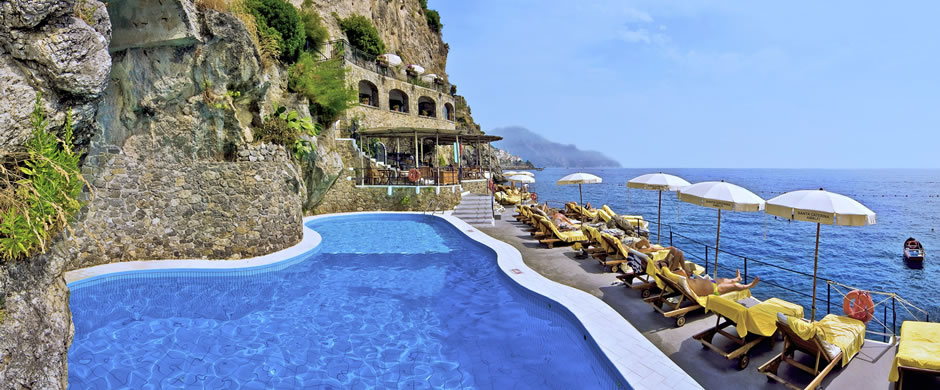 Santa Caterina, Amalfi - Atlantis Travel