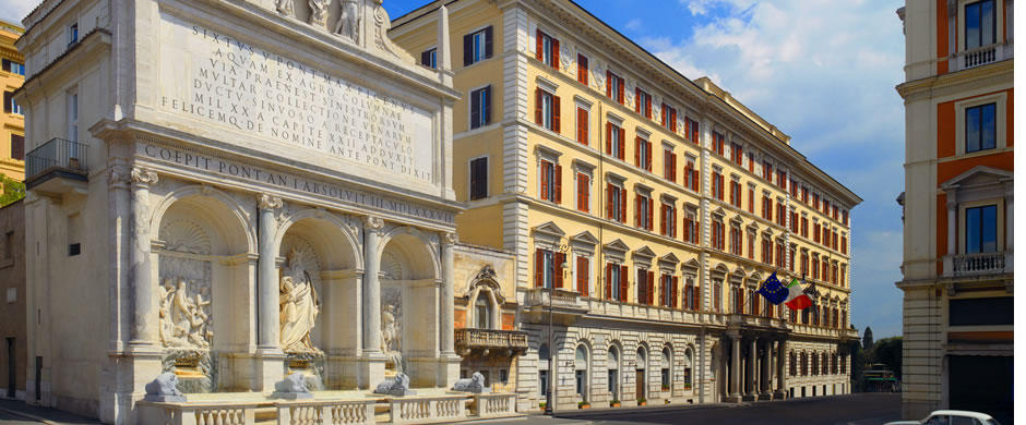 St Regis, Rome - Atlantis Travel