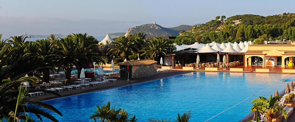 Hotel Castello, Sardinia - Atlantis Travel