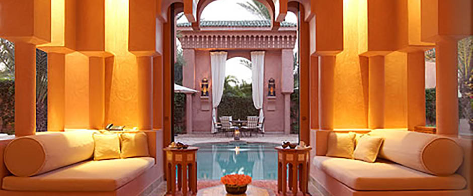 Amanjena, Marrakech - Atlantis Travel