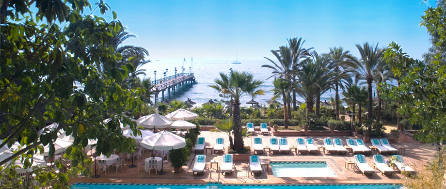 Marbella Club Hotel, Costa Del Sol - Atlantis Travel
