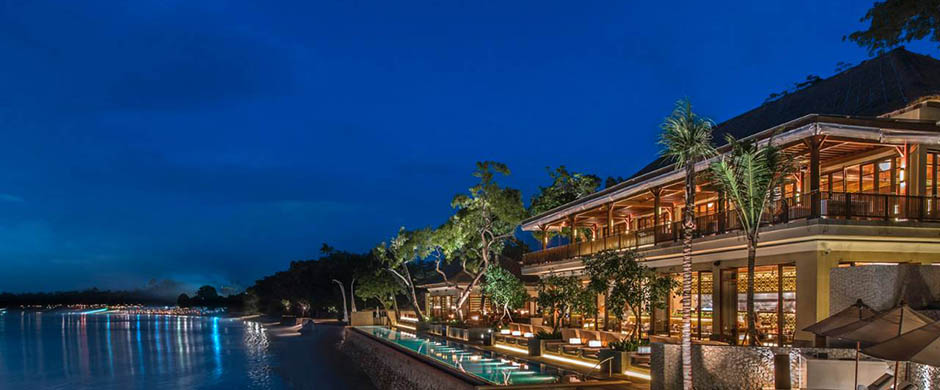 Four Seasons Resort Jimbaran Bay, Bali - Atlantis Travel