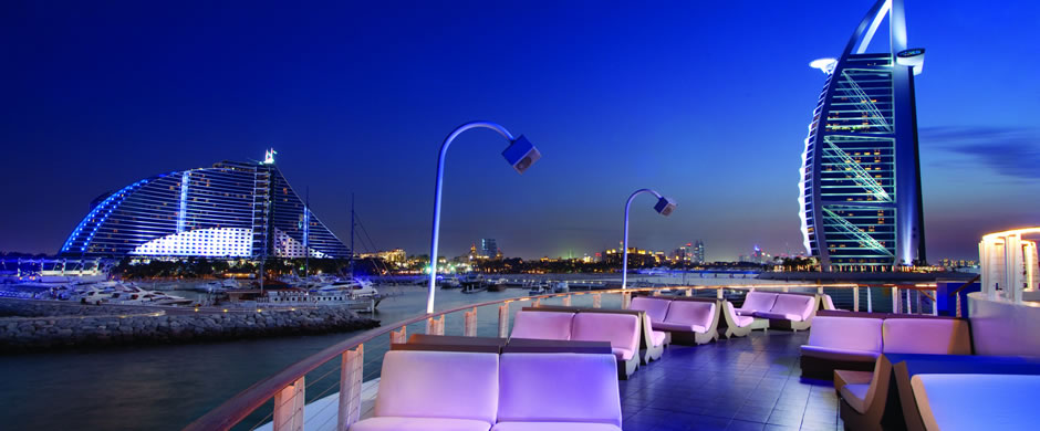 Jumeirah Beach Hotel And Beit Al Bahar Villas, Dubai - Atlantis Travel