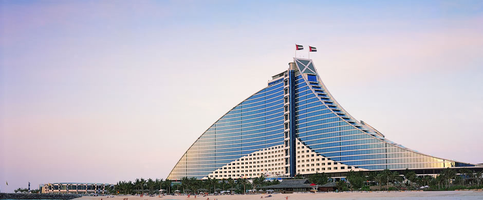 Jumeirah Beach Hotel and Beit...